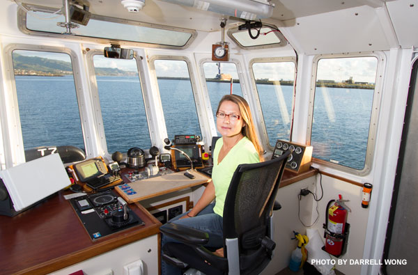 Becoming A Tugboat Captain
