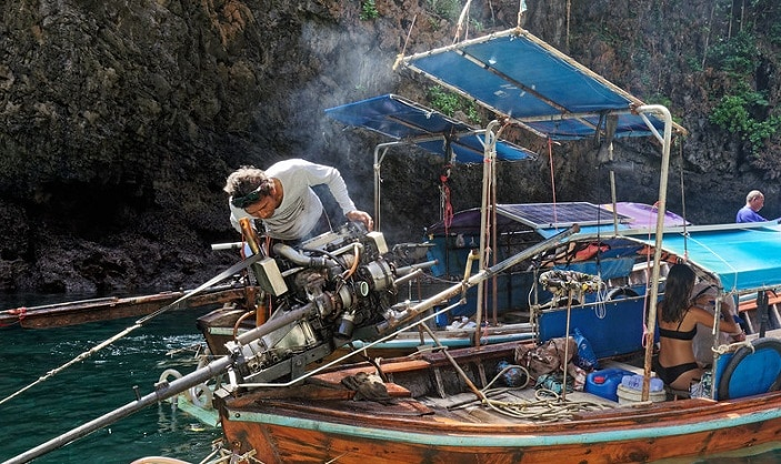 boat Engine Overheating