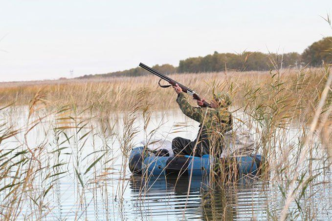 Learning Boating & Hunting