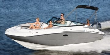 What Exactly Is A Deck Boat?